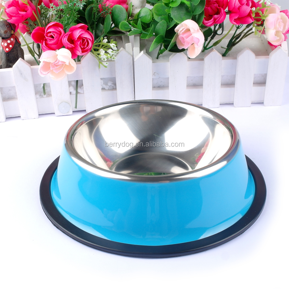 Wholesale Custom Stainless steel personalized dog bowls