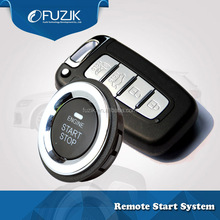 Automatic Car Start Stop Push Button Switch and Keyless Entry Door Lock Unlock System for Cerato