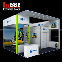 Incase Hot Sale Good quality Exhibition Booth Design And Building Service