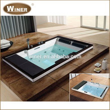 High Quality Wholesale Price Cheap Small Acrylic freestanding Bathtubs with CE certification