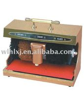 automatic shoe polishing machine