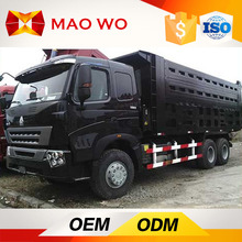 China leading brand 6x4 45 ton dump truck for sale