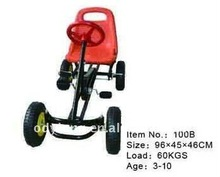 fashion go kart body,kids amusement rides,kids pedal go kart, aged 3-10 years old