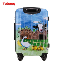 "ABS+PC China Supplier Hello kitty Luggage with Factory Price Hard case 20"" Hot Sale"