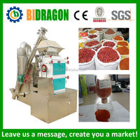 Hot Pepper Powder Processing Equipment Hot
