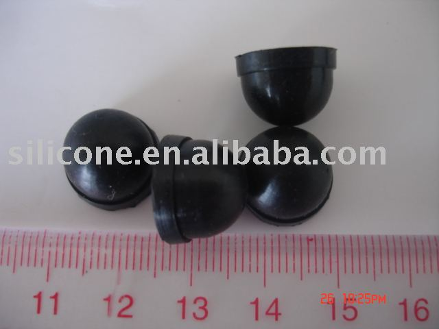 Silicone rubber component/gasket/cover