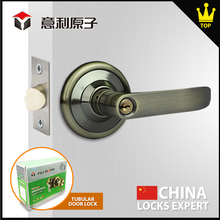 New premium Door opening direction changing easy zinc alloy leverset lock