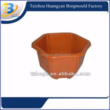 Household plastic pots flower pot Mold/plastic factory/mould maker