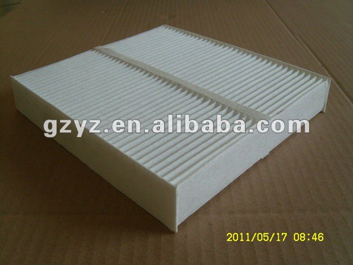 auto air conditioning filter car cabin filter for Nissan