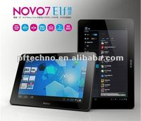 ALLWINNER 7 inch tablet pc wm8650 google android 2.2 os