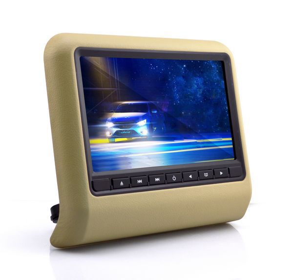 CHINA 9 inch touch screen 2 din car radio rear mirror with camera navigation car dvd player