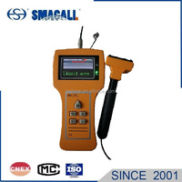 Non contact handheld liquid level detector with reliable working performance