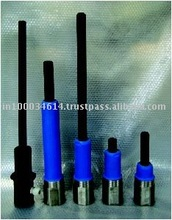 coated rod anode