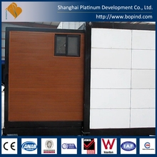 good design prefab foldable container house