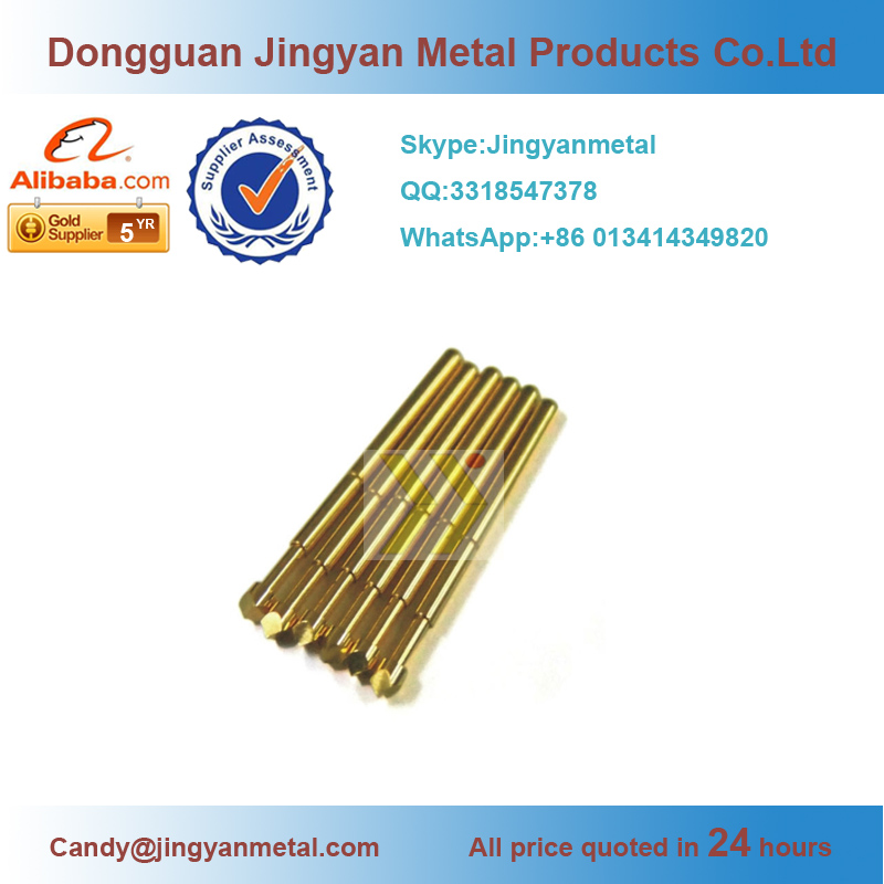 Spring loaded pin,pogo pin ,SMT/SMD test pins