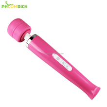 CE Certification Adult Toys Silicone Wireless Wand Massager