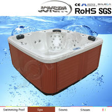 CE Approval home sex massage hot tub with balboa control spa bathtubs