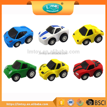 Cheap,high quality plastic Simulation mini gift racing toy car for kids