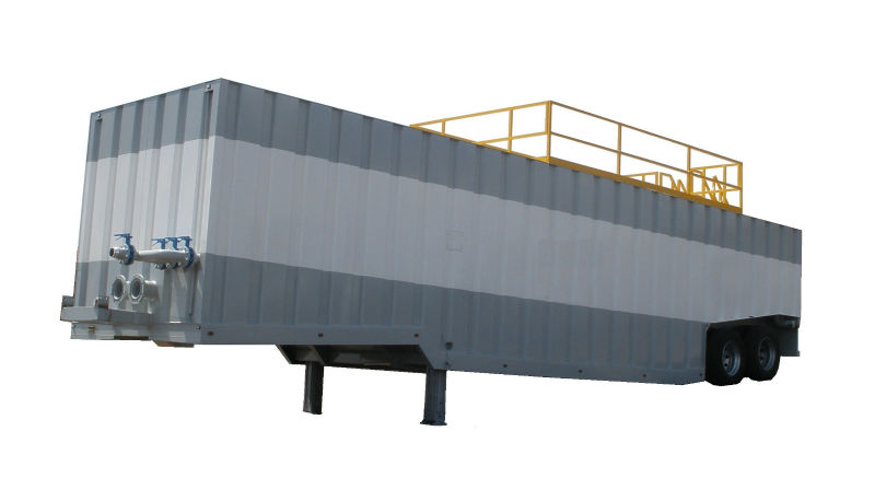Transportable Waste Water and Sewage Plant WWTP