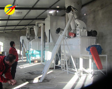 0.5-1 T/H cattle feed production line price