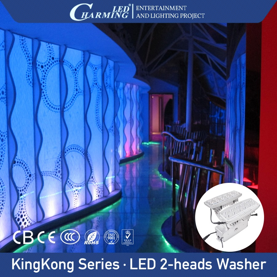 outdoor led decoration wall wash washer mounted led light