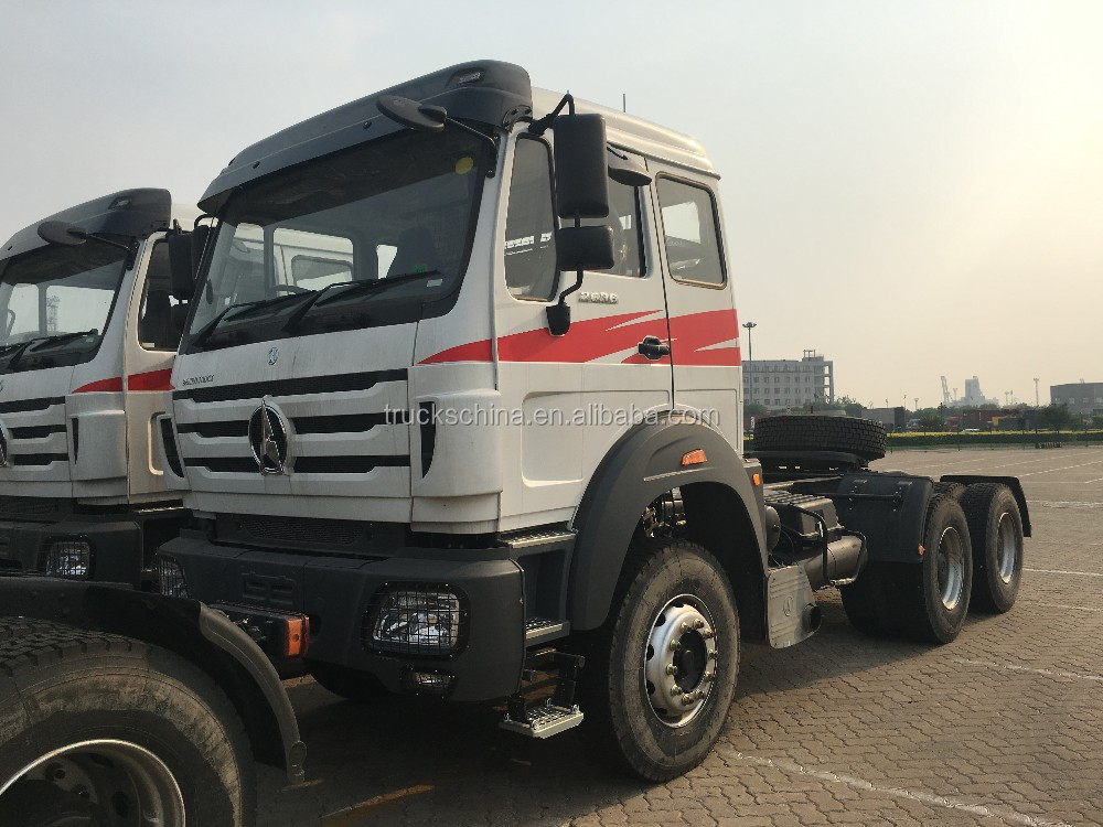 BeiBen NG80 6x4 430HP Tractor Trailer Head Truck Prime Mover