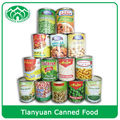 Wholesale Canned chinese fruits and vegetables