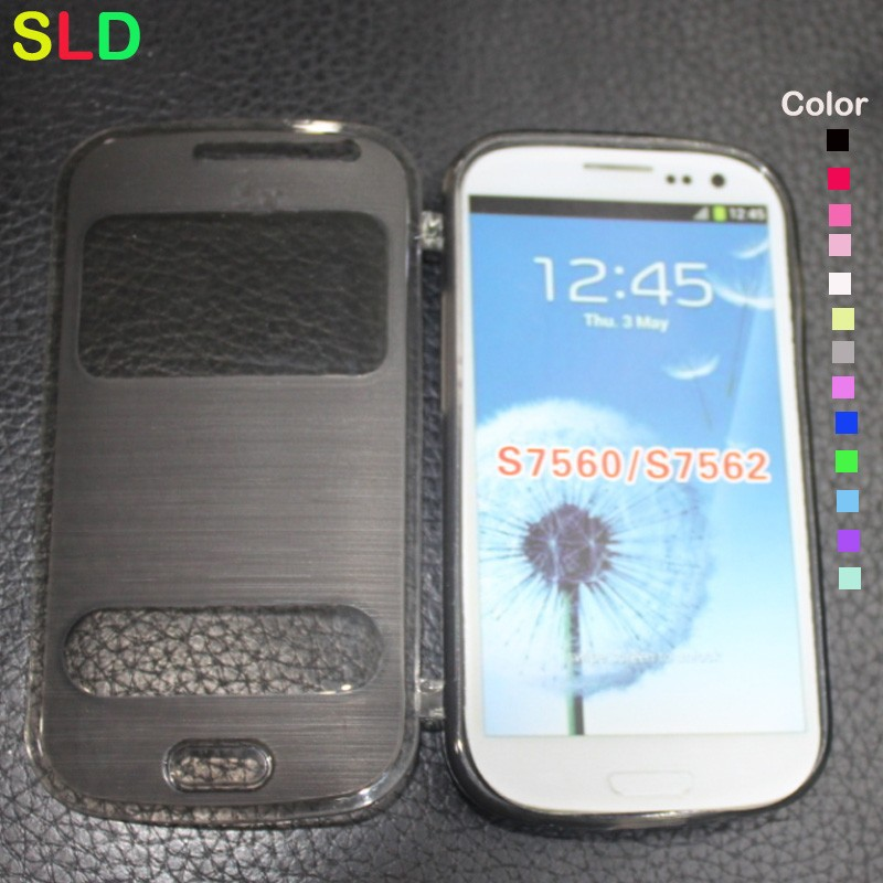 shock proof case for samsung galaxy s duos s7562