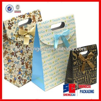 Fashion packaging bags china paper bag for shopping