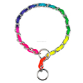 High quality durable Colorful Stainless Steel Dog Chain