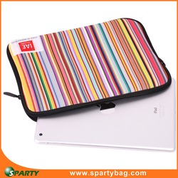China manufacturer neopren computer bags for 9.7 inch ipad