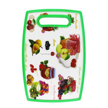 Latest New style pp color coding chopping board