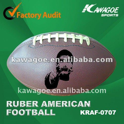 Machine Stitched Rugby ball, PVC Rugby