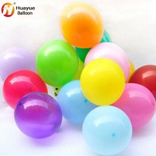 Party balloon 12 inch round latex balloons 2.8g