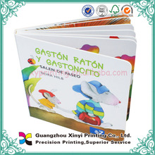 Cartoon Picture Printing Famous Colorful Children Story Book