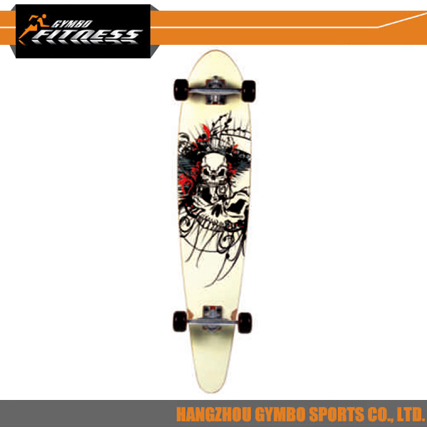 Manufacturer directly supply wholesale longboard skateboard for sale