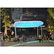 Inflatable advertising booth with LED, advertising inflatable cube display