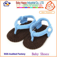 New Arrival branded knitted baby shoes sandals 2014
