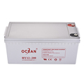 Support OEM high performance 12v 200ah solar gel battery with good price