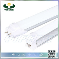 YF-T8-A1High Power Energy Saving 360 Degree T8 Led Light Tube