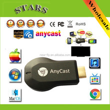 Anycast M2 ezcast miracast google chromecast 1080p tv stick wifi Display Receiver dongle for ios andriod