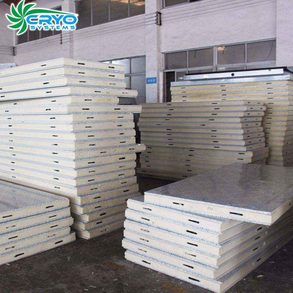 insulated panels for cold storage , cold room polyurethane insulation panel , polyurethane panels