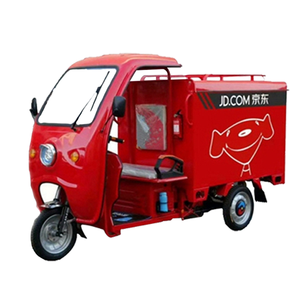 High Quality Sanitation Tricycle 3 wheel truck CN800ZH-006