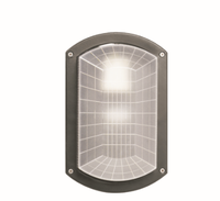 Energy Saving Lamp Die Casting Aluminium Outdoor Wall Lamp 250x160x90mm
