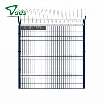 Cheap poolfence ideas cyclone wire curved fence post price philippines