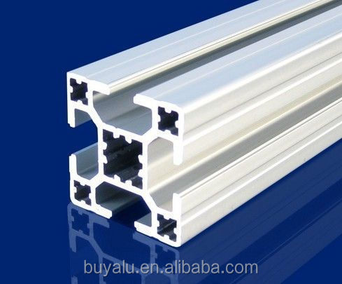 aluminium industrial extruded profiles for Africa