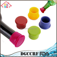 Silicone Milk Bottle Cap / Silicone Rubber Wine Bottle Stopper