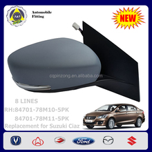 Hot Sale Auto Body Parts Rear View Mirror For Suzuki CIAZ RH Side Mirror OEM 84701-78M10-5PK