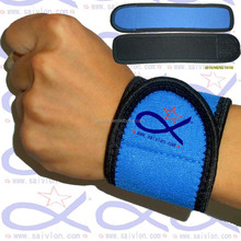 dual wrist support, wrist support health support, heated wrist support