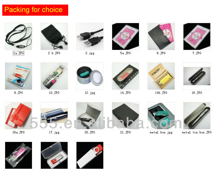electronic products gadget square flash drive